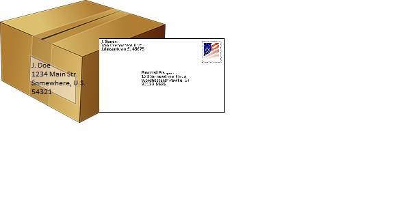 box-envelope